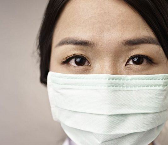 Masque anti coronavirus